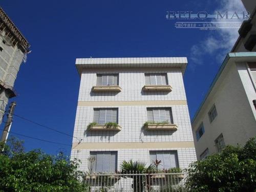 apartamento  residencial à venda, vila guilhermina, praia grande. - codigo: ap0987 - ap0987