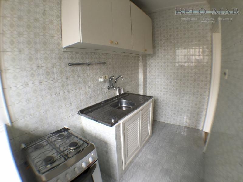 apartamento residencial à venda, vila guilhermina, praia grande. - codigo: ap1124 - ap1124