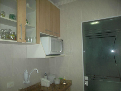 apartamento residencial à venda, vila guilhermina, praia grande. - codigo: ap2764 - ap2764