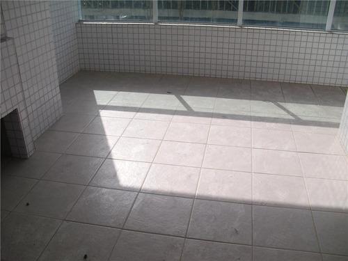 apartamento residencial à venda, vila guilhermina, praia grande. - codigo: ap3296 - ap3296