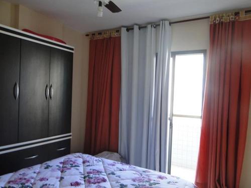 apartamento residencial à venda, vila guilhermina, praia grande. - codigo: ap3564 - ap3564