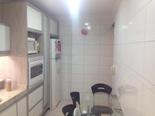 apartamento residencial à venda, vila guilhermina, praia grande. - codigo: ap5217 - ap5217