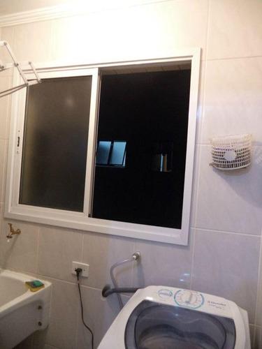 apartamento  residencial à venda, vila guilhermina, praia grande. - codigo: ap5222 - ap5222