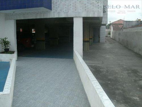 apartamento  residencial à venda, vila guilhermina, praia grande. - codigo: kn0098 - kn0098