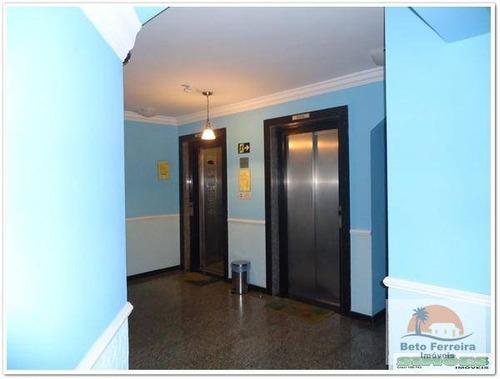 apartamento  residencial à venda, vila guilhermina, praia grande. oportunidade - ap0198