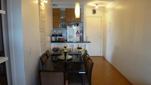 apartamento residencial à venda, vila guilhermina, são paulo. - ap7801