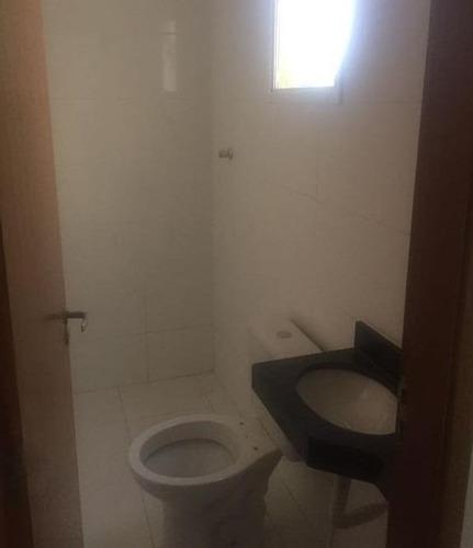 apartamento residencial à venda, vila guiomar, santo andré. - ap1225
