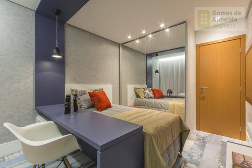 apartamento residencial à venda, vila guiomar, santo andré - ap1754. - ap1754