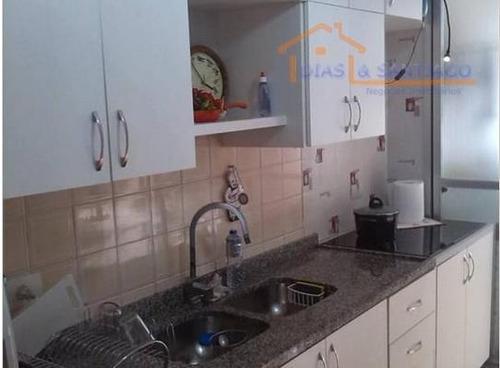 apartamento residencial à venda, vila gumercindo, são paulo - ap0332. - ap0332