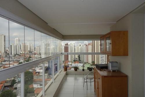 apartamento residencial à venda, vila gumercindo, são paulo - ap0622. - ap0622