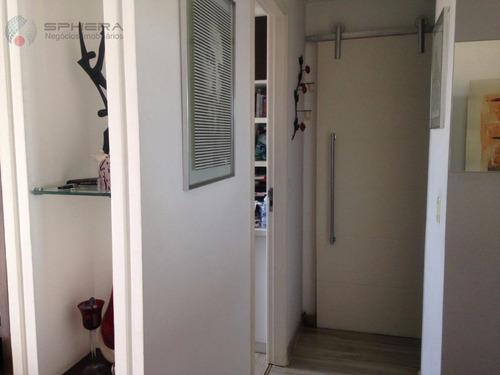 apartamento residencial à venda, vila gustavo, são paulo. - ap0337