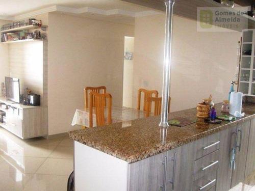 apartamento residencial à venda, vila helena, santo andré - ap2262. - ap2262