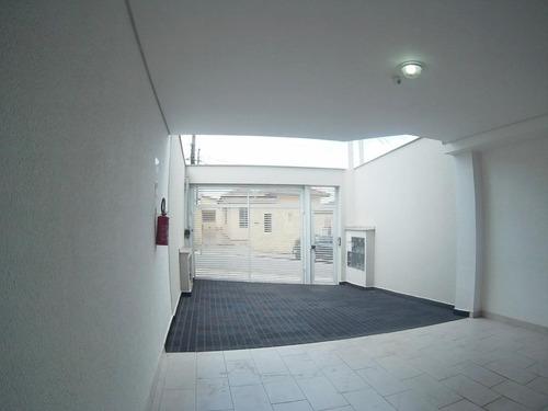 apartamento residencial à venda, vila humaitá, santo andré. - ap1484