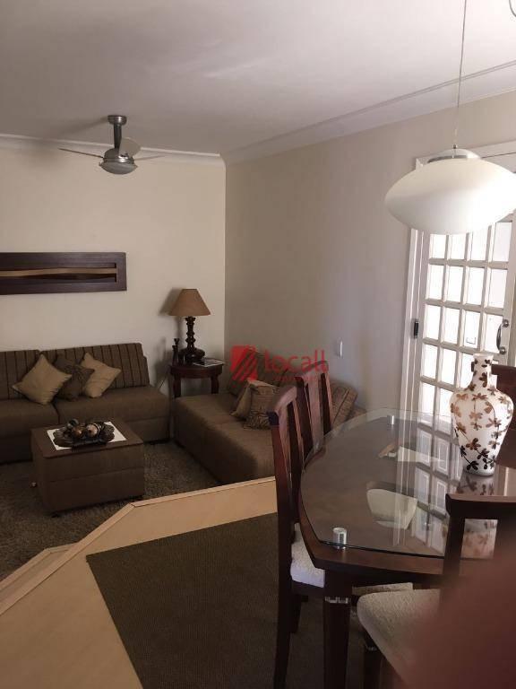 apartamento residencial à venda, vila imperial, são josé do rio preto. - ap1052