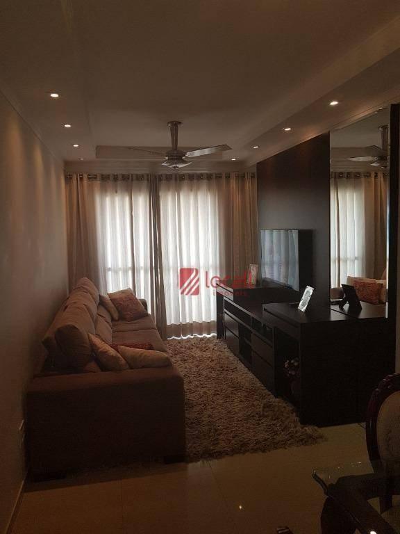 apartamento residencial à venda, vila imperial, são josé do rio preto. - ap1165