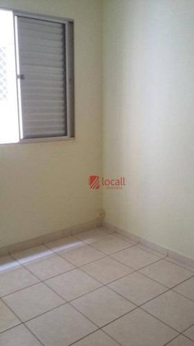 apartamento residencial à venda, vila imperial, são josé do rio preto - ap1219. - ap1219