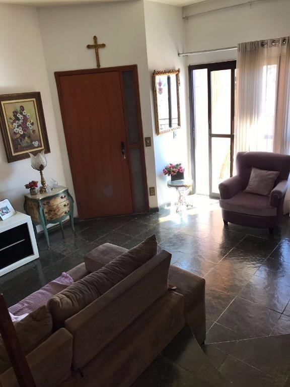 apartamento residencial à venda, vila imperial, são josé do rio preto. - ap3952