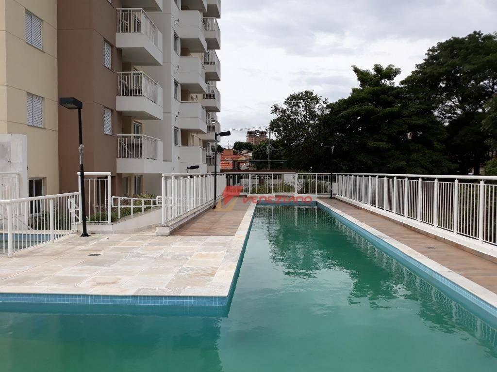 apartamento residencial à venda, vila independência, piracicaba. - ap0450