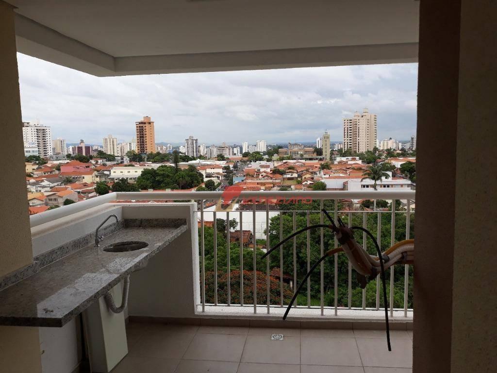apartamento residencial à venda, vila independência, piracicaba. - ap0455