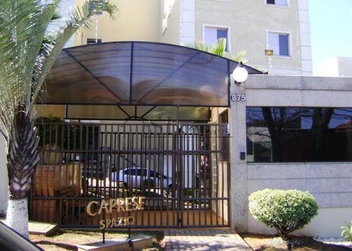 apartamento  residencial à venda, vila industrial, campinas. - ap0119