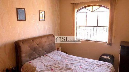 apartamento residencial à venda, vila industrial, campinas. - ap0464