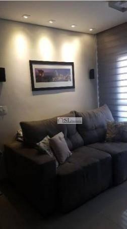 apartamento residencial à venda, vila industrial, campinas. - ap0494