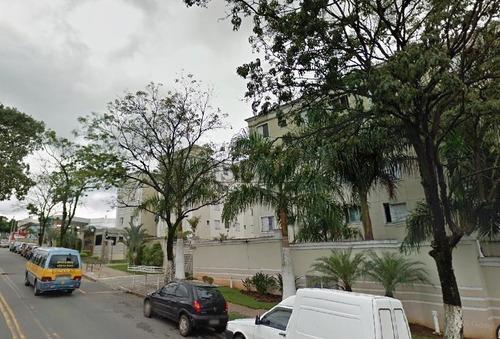 apartamento residencial à venda, vila industrial, campinas. - ap0503