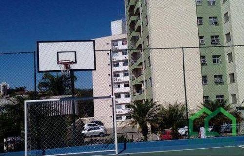 apartamento residencial à venda, vila industrial, campinas. - ap0508