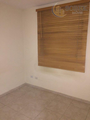 apartamento residencial à venda, vila industrial, campinas. - ap0859