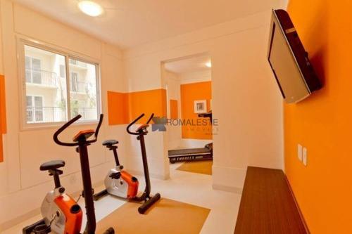 apartamento residencial à venda, vila industrial, são paulo. - ap0157
