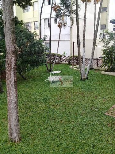 apartamento residencial à venda, vila invernada, são paulo. - ap1672