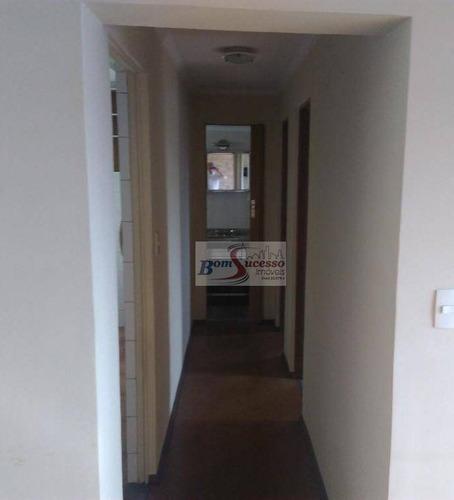 apartamento residencial à venda, vila invernada, são paulo. - ap1719