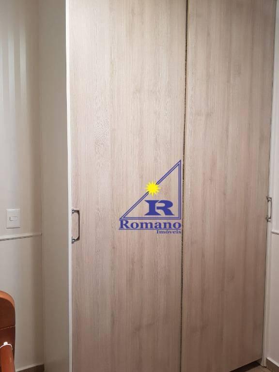 apartamento residencial à venda, vila invernada, são paulo. - ap3147