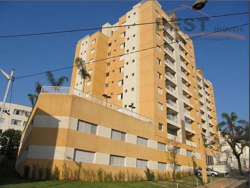 apartamento residencial à venda, vila ipojuca, são paulo. - ap3392