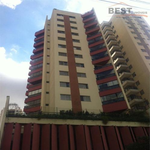 apartamento  residencial à venda, vila ipojuca, são paulo. - ap3455