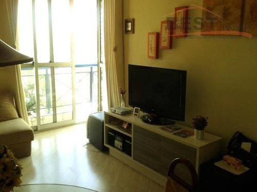 apartamento residencial à venda, vila ipojuca, são paulo. - ap3479