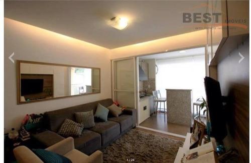 apartamento residencial à venda, vila ipojuca, são paulo. - ap4323