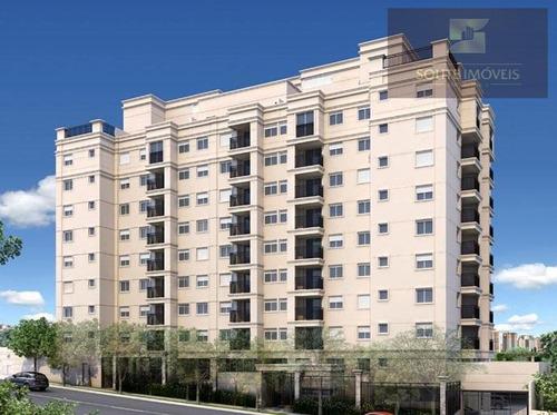 apartamento residencial à venda, vila ipojuca, são paulo. - codigo: ap2347 - ap2347