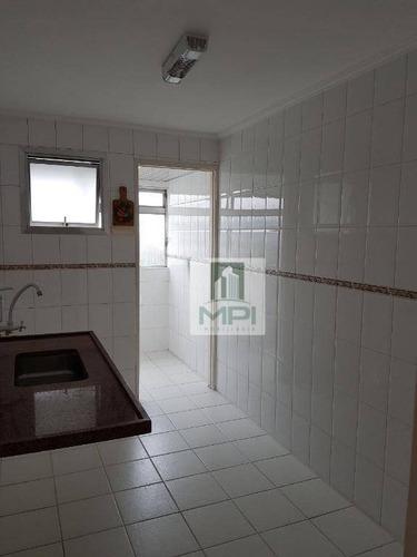 apartamento residencial à venda, vila irmãos arnoni, são paulo. - ap1251
