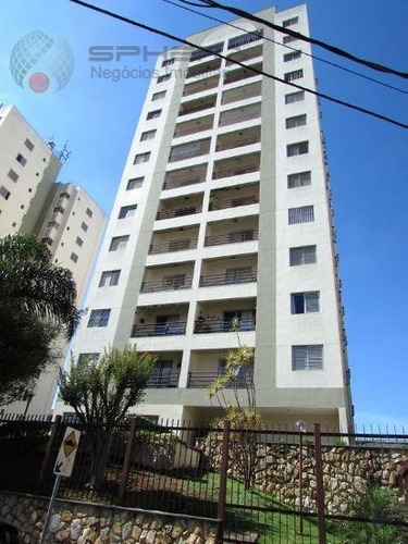 apartamento  residencial à venda, vila isolina mazzei, são paulo. - ap0102