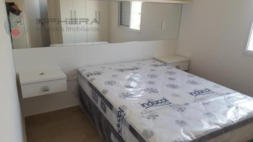 apartamento residencial à venda, vila isolina mazzei, são paulo. - ap0154