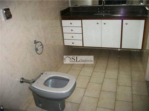 apartamento residencial à venda, vila itapura, campinas. - ap0158