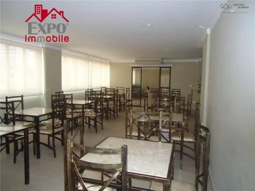 apartamento residencial à venda, vila itapura, campinas. - ap0233