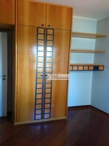 apartamento  residencial à venda, vila itapura, campinas. - ap0234
