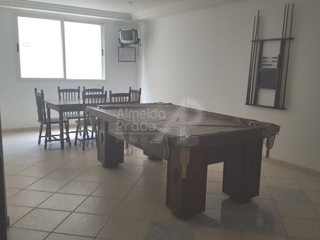 apartamento residencial à venda, vila itapura, campinas. - ap1603