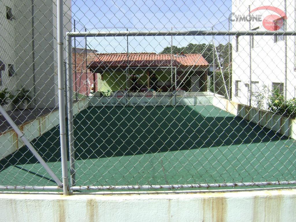 apartamento residencial à venda, vila jacuí, são paulo. - ap0064