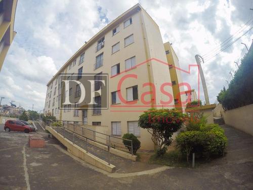 apartamento residencial à venda, vila jacuí, são paulo. - ap1357