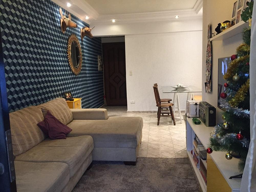 apartamento residencial à venda, vila jahu, são bernardo do campo. - ap1115