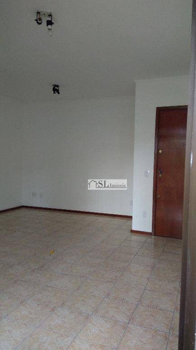 apartamento residencial à venda, vila jequitibás, campinas. - ap0522