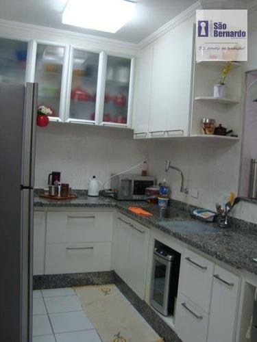 apartamento residencial à venda, vila jones, americana. - ap0355